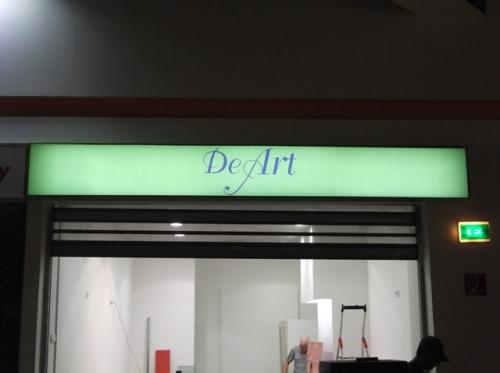 casete luminoase in Mall-uri
