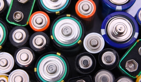 cate o baterie din fiecare tip