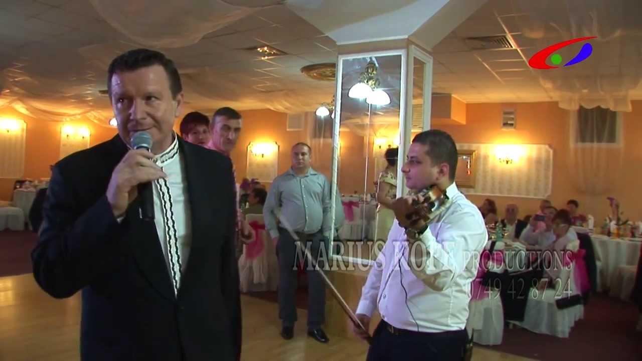 Aurel Tamas la nunta