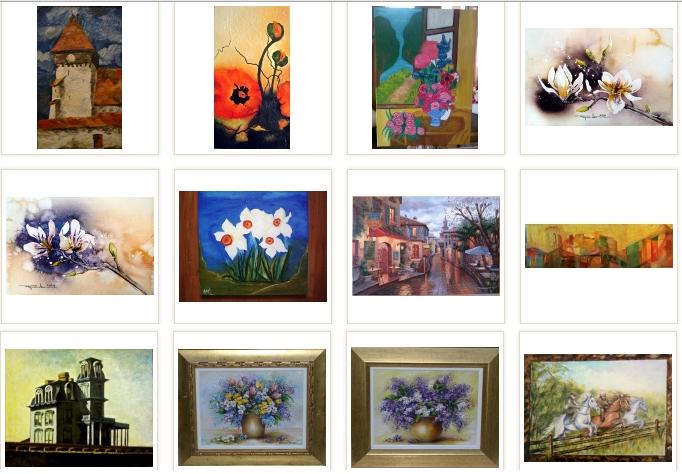 picturi si tablouri prin online arts