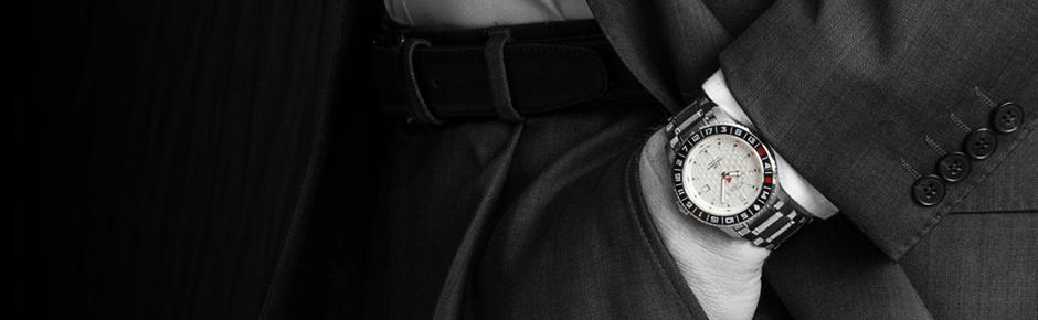 Ceasuri barbatesti de la brand-urile Tissot, Tommy Hilfiger si Versace pe 360MALL