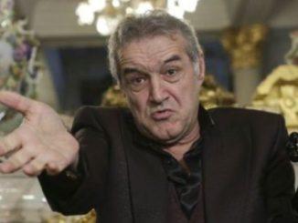Gigi Becali atac la adresa Vioricai Dancila