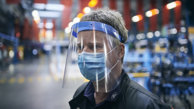 Angajatii Uzinei Dacia sunt infectati cu coronavirus