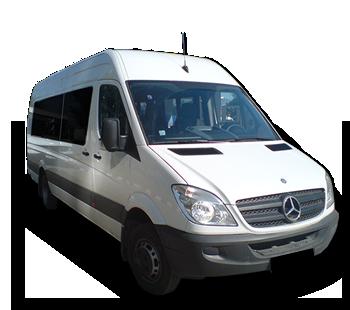 microbuz transport