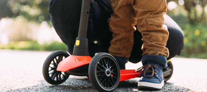 Cumpara acum triciclete si trotinete copii de pe site-ul ShopAlert
