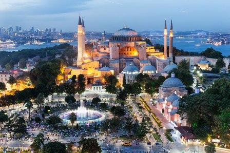city break istambul